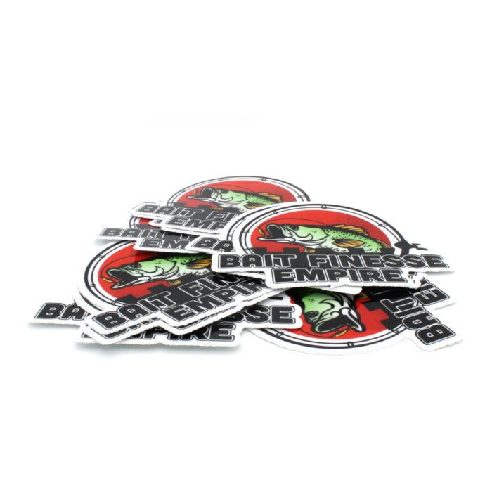 Bait Finesse Empire Sticker