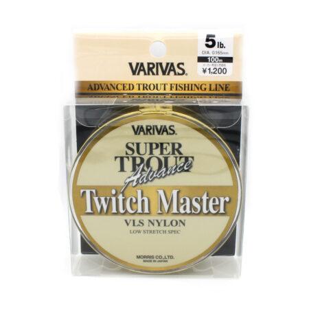 Varivas Super Trout Advance Twitch Master 5lb