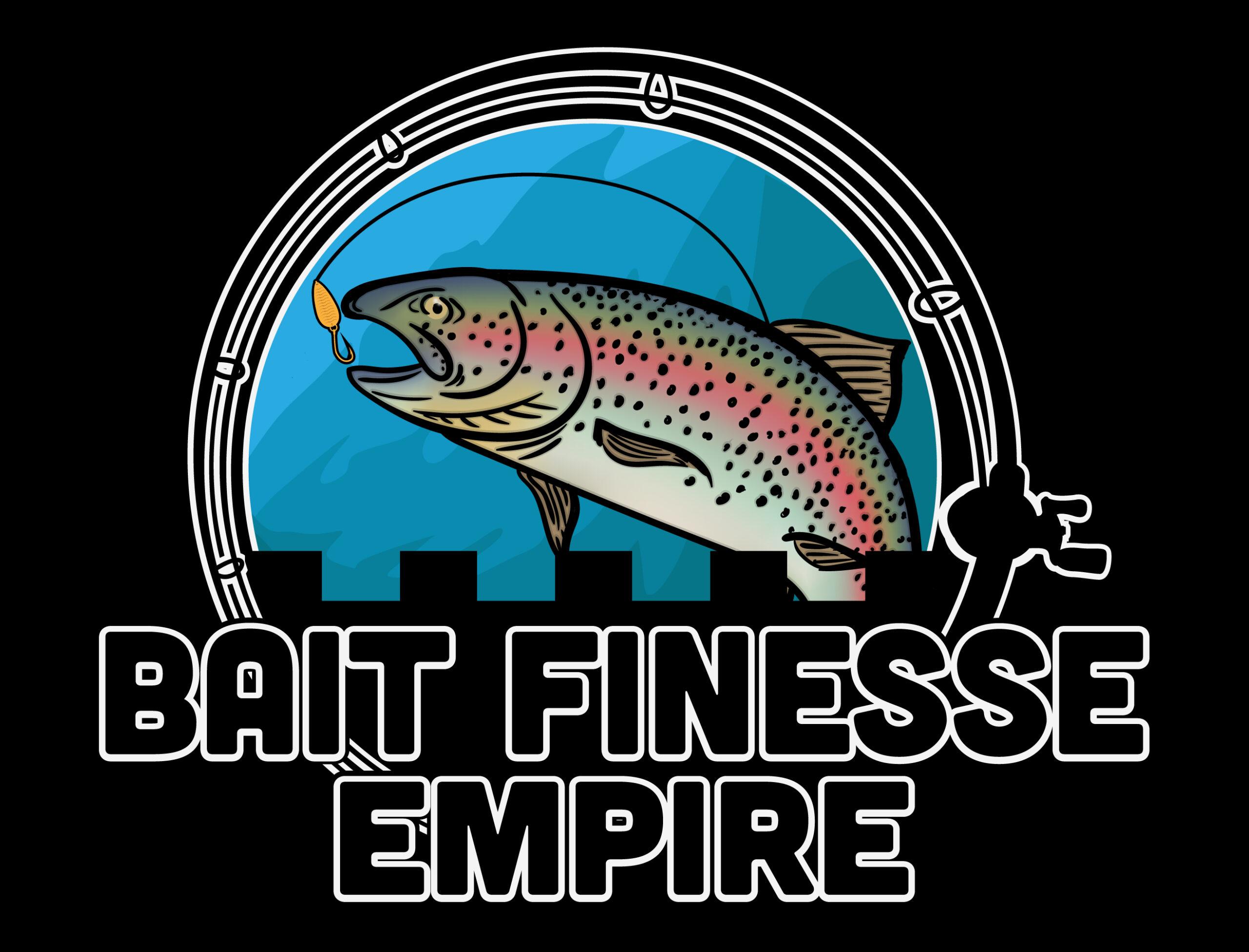 Bait Finesse Empire Trout Logo